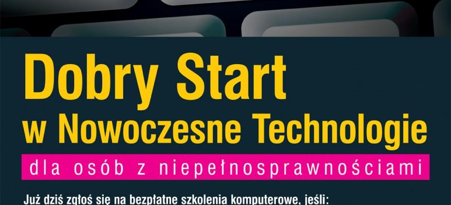 """Projekt """"ON w ITC"""" Dobry Start w nowoczesne technologie"""